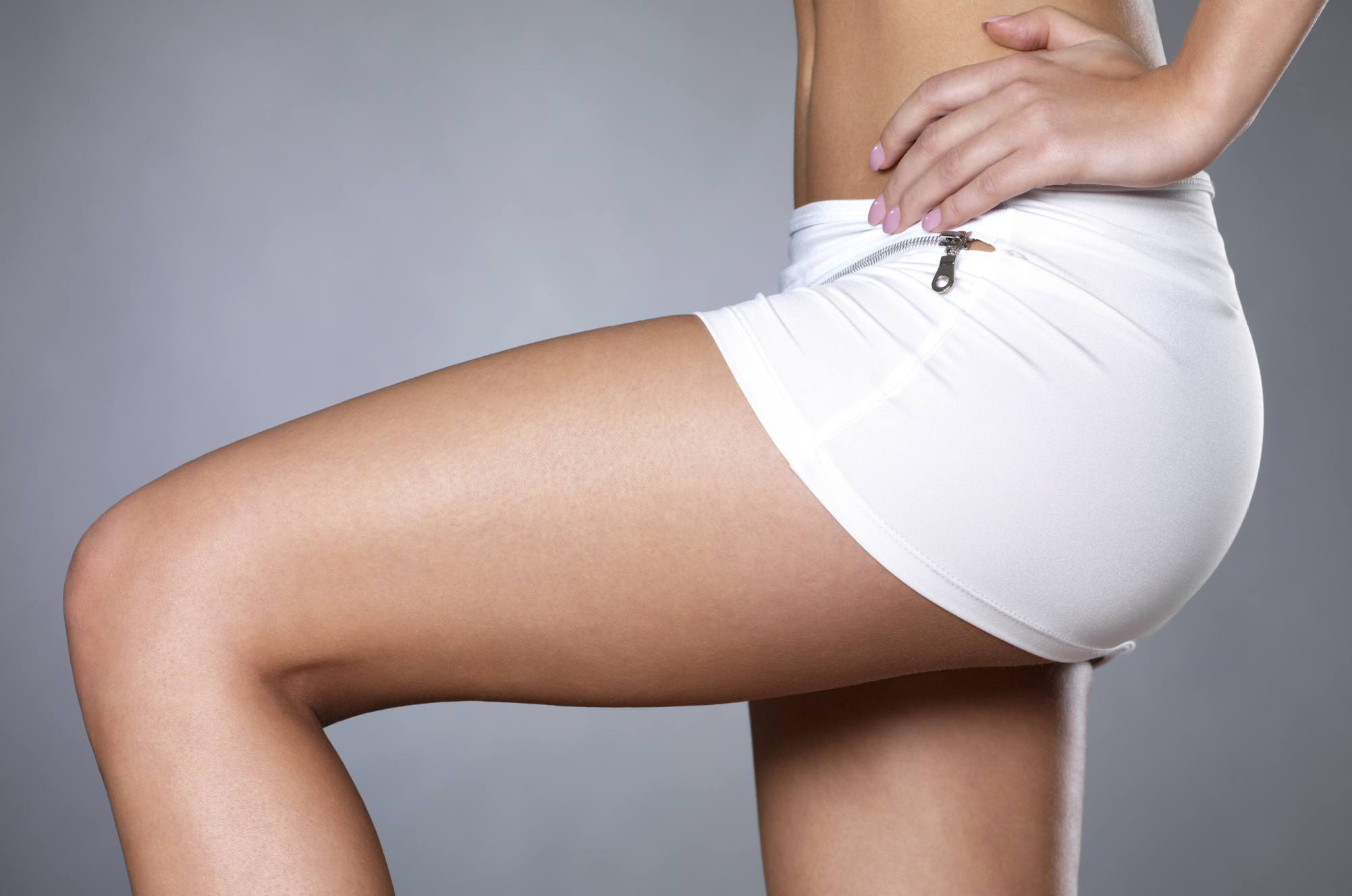 Female thigh