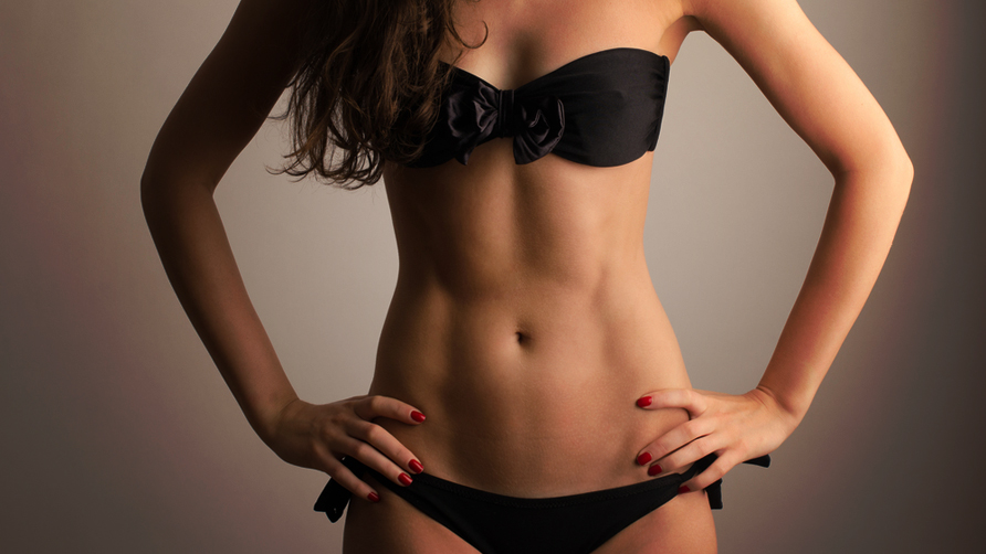 abs-woman