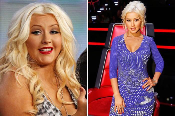 celebrități transformări de pierdere în greutate